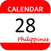 Philippines Calendar icon