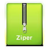 Zipper ícone