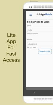 JobAppMatch (Unreleased) screenshot 2