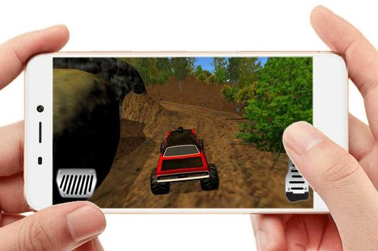 Dirt Jeep Rally apk screenshot