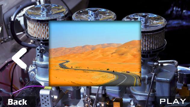 Rally Desert Racing screenshot 5