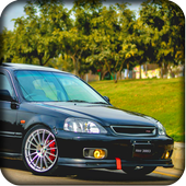 Civic Driving Simulator icon