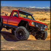 Monster Stunt Jeep icon