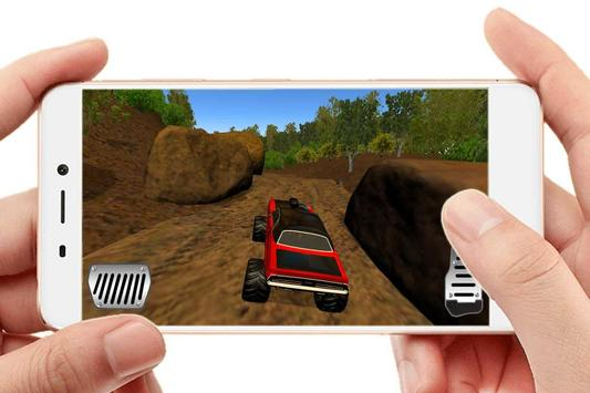 Monster Stunt Car screenshot 11