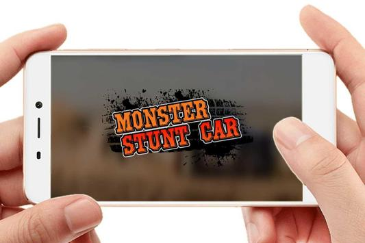 Monster Stunt Car screenshot 14
