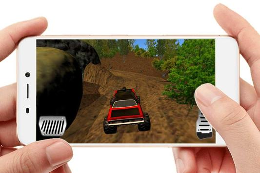 Monster Stunt Car screenshot 5