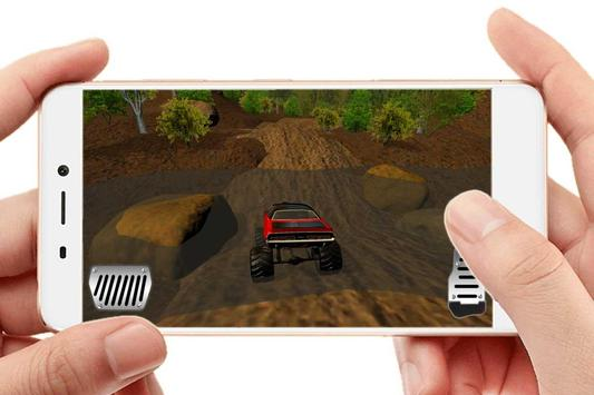 Monster Stunt Car screenshot 6