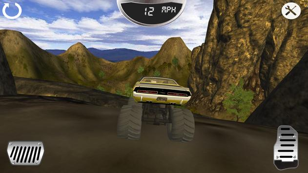 4×4 Mountain Off-Road apk screenshot