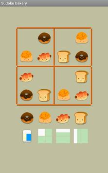 Sudoku Bakery Lite apk screenshot