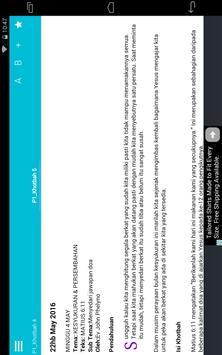 Pembimbing Khotbah PCS 2016 screenshot 9