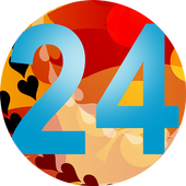 The 24 Game HD icon