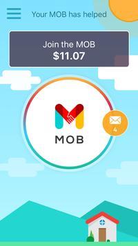 MOB - Nonprofit Fundraising apk screenshot