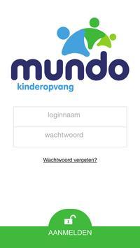 Kinderopvang Mundo poster