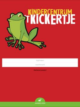 Kindercentrum 't Kickertje apk screenshot