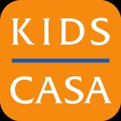 Kidscasa kinderopvang icon