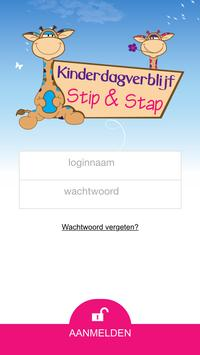 Kinderdagverblijf Stip & Stap poster