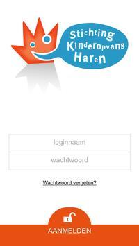 Stichting Kinderopvang Haren poster