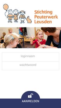 Stichting Peuterwerk Leusden poster