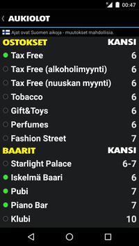 Risteilyohjelma 15 apk screenshot