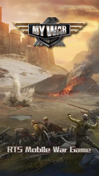 My War - World War General apk screenshot