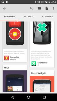 KWGT Kustom Widget Maker apk screenshot