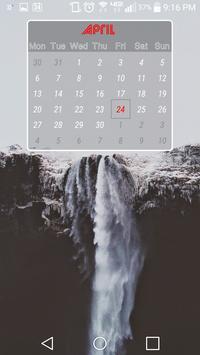 kCalendar for Kustom screenshot 4