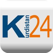 Kurdistan24 News icon
