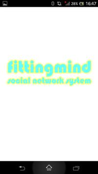 fittingmind SNS poster