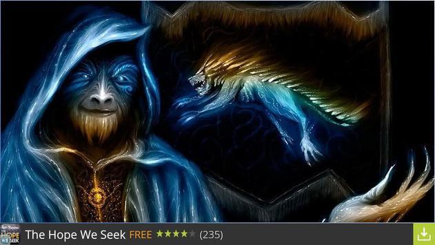Nice Werewolf Wallpapers screenshot 3