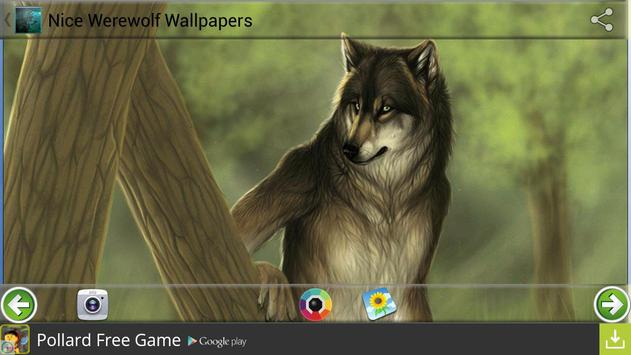 Nice Werewolf Wallpapers screenshot 1