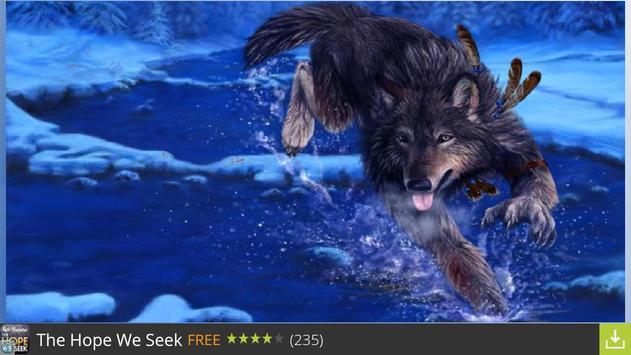 Nice Werewolf Wallpapers screenshot 2