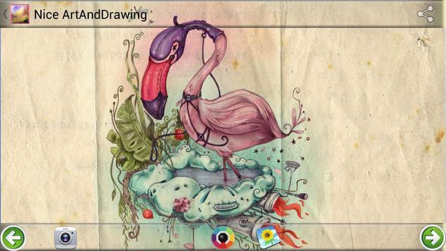 Nice ArtAndDrawing screenshot 4