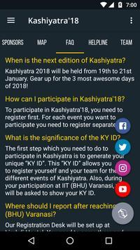 Kashiyatra'18 screenshot 4