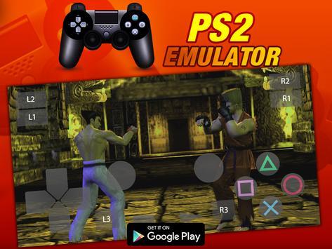 Free HD PS2 Emulator - Android Emulator For PS2 screenshot 4