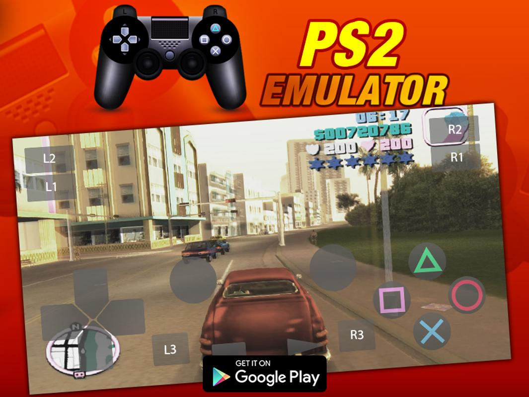 play ps2 emulator android