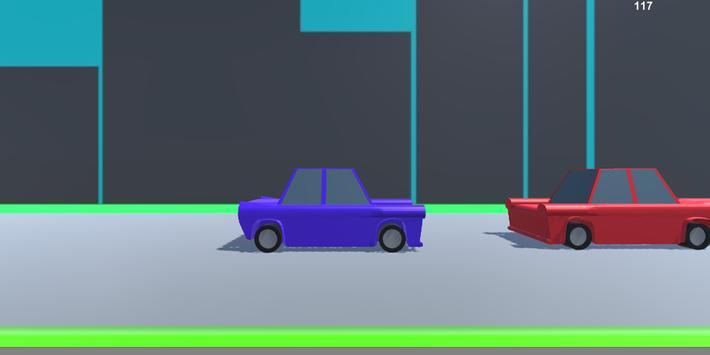 TrafficRun apk screenshot