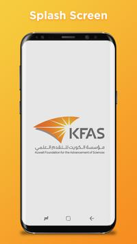 KFAS Events poster