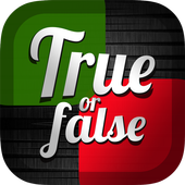 True or False Quiz Fun Game icon