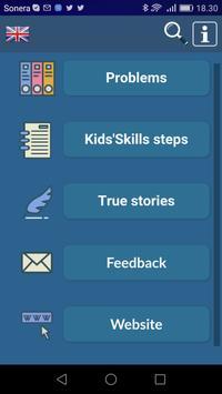 Kids'Skills App poster