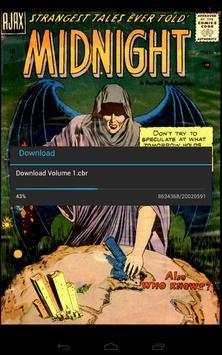 Challenger Comics Viewer скриншот приложения