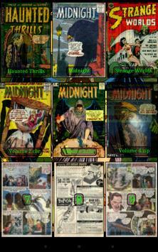 Challenger Comics Viewer apk screenshot