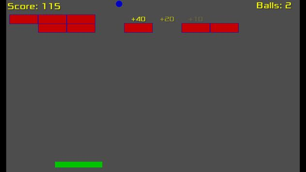 Simple Breakout apk screenshot