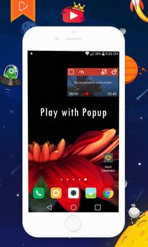 ♛ Kingtube - Music Video Background Float Player.. screenshot 5