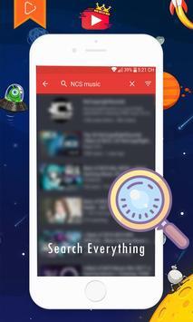 ♛ Kingtube - Music Video Background Float Player.. poster