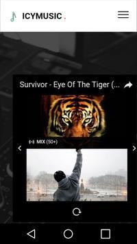 IcyMusic apk screenshot