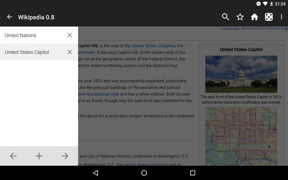Kiwix, Wikipedia offline 스크린샷 8