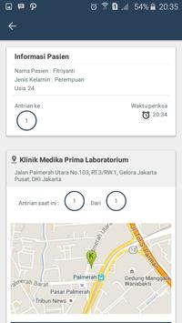 KeKlinik apk screenshot