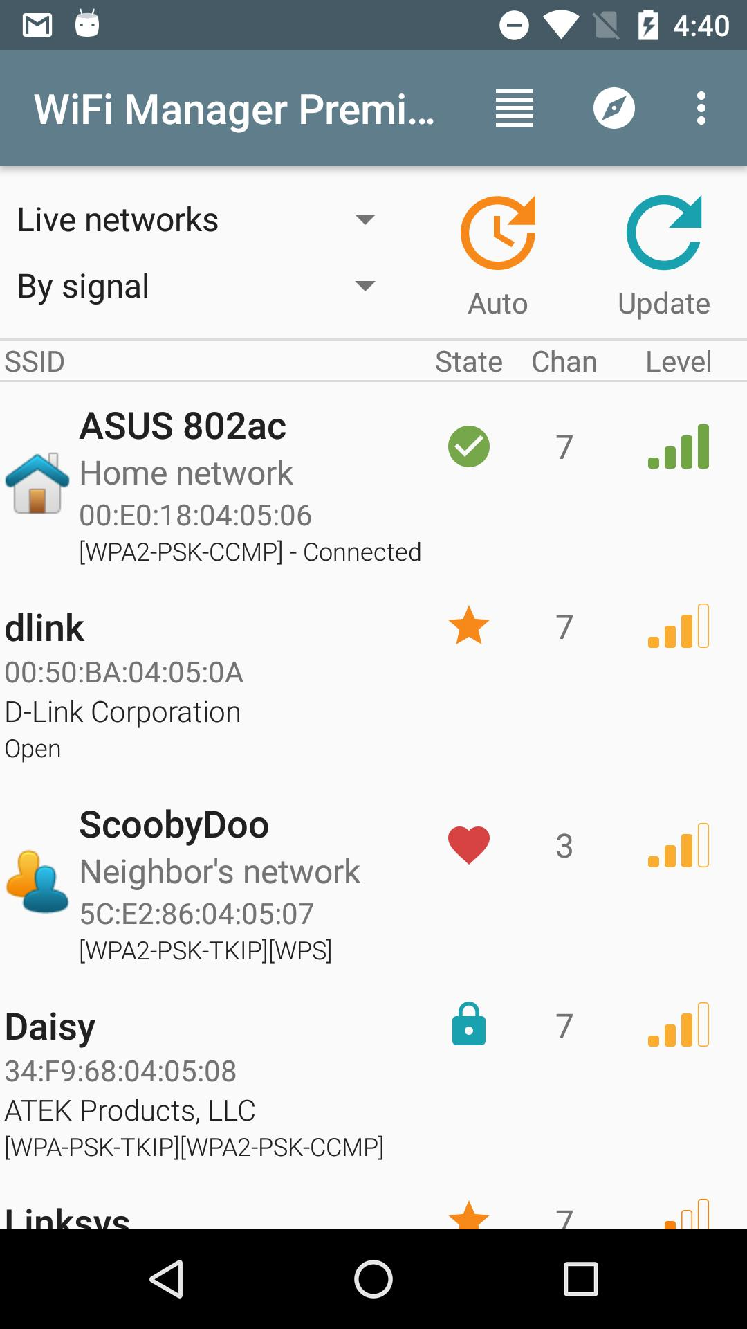 WiFi Manager for Android - APK Download