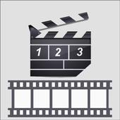 电影幻灯片 icon