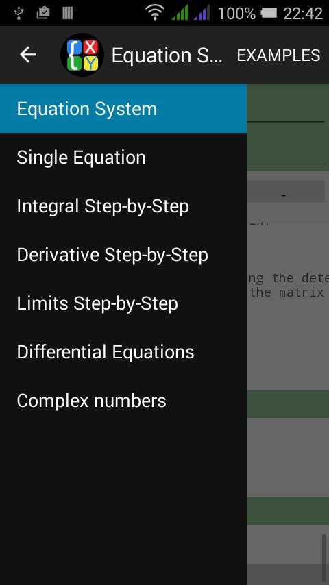 Equation System Solver for Android - APK Download